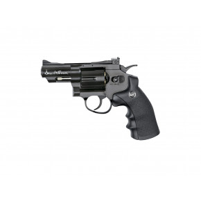"ASG Dan Wesson CO2 Airsoft Revolver - 2.5"" Barrel - Black"