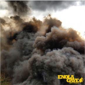 Enola Gaye EG18 Military Smoke - BLACK! Ring-Pull fuse
