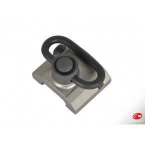 Element QD sling swivel with 20mm rail mount