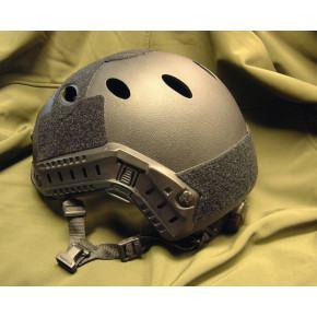 PJ FAST lightweight helmet - Black