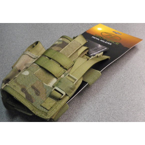 Pro Force Drop Leg / MOLLE holster - MultiCam