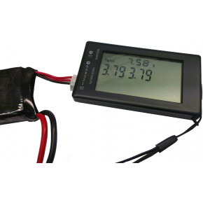 Vapex LCD-6 Battery Tester with LCD Screen for LiPo, NiMH and NiCD