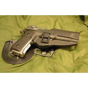 CQC Nylon Fibre Holster- Matt Finish Beretta M92 - Black