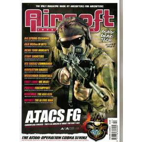 Airsoft International Volume 8 Issue 2 (July 2012)