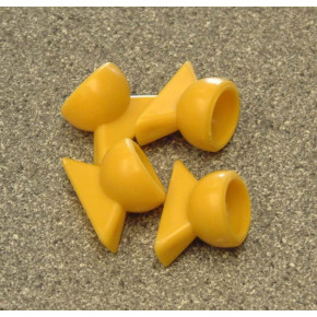 S-Thunder nozzle for water mine - yellow - pack of 10