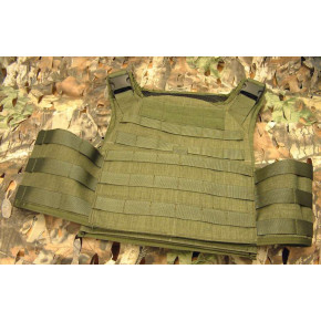 SAG Micro Plate Carrier (MPC) - Olive Drab