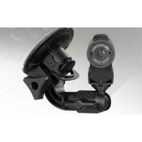 Contour Suction-cup vehicle mount