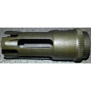 Surefire style steel flash hider 14mm CCW