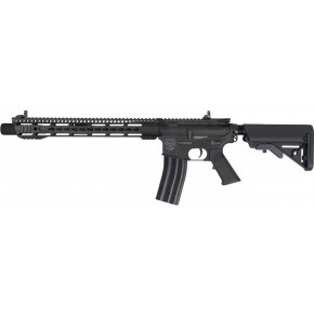 "Alloy Series MK III Full Metal 15"" Keymod M4 Airsoft AEG by Valken USA"