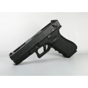 WE Glck G18C Gen.4 Black Frame