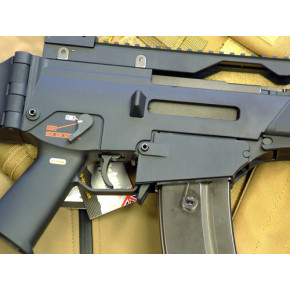 WE G39K Gas Blowback Airsoft Rifle