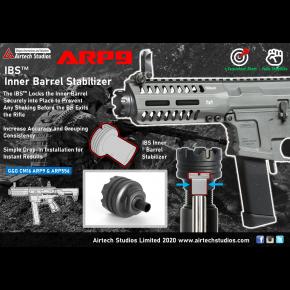 Airtech Studios IBS Inner Barrel Stabiliser - G&G ARP9 & G&G ARP556