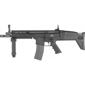 G&G SCAR-L GK16 Black Short CQC Airsoft Rifle