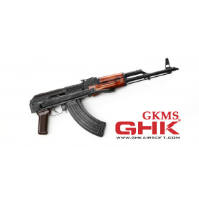 GHK AKMS GBB Airsoft Rifle