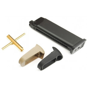 WE Glck Series (G17/G18/G19/G23/G34/G35) Spare CO2 Magazine - KIT
