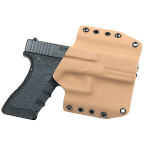 Phoenix Tactical G17/18 Kydex Alpha Holster - Tan