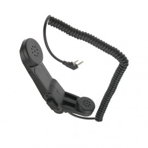 Z Tactical H-250 handset for PMR radios Motorola Twin-Pin