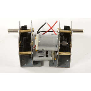 Heng Long Metal Gearboxes with steel Gears for Tiger I and Panther