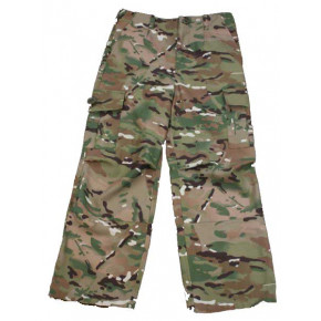 Kids HMTC Multicam Combat Trousers