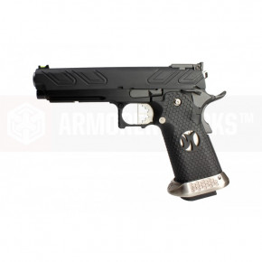 Armorer Works Custom Hi-Capa HX2302 - Black Slide with Black Frame
