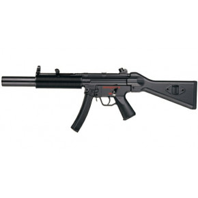 ICS MX5 MP5 SD5 Full Stock Metal Bodied Airsoft SMG AEG