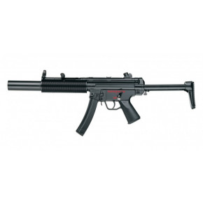 ICS MX5 MP5 SD6 Retractable Stock Metal Bodied Airsoft SMG AEG