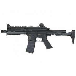 ICS CXP08 Concept Airsoft Rifle Black Metal AEG