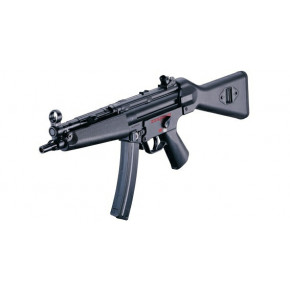 ICS MX5 MP5-A4 Plastic Body Full Stock Airsoft AEG Airsoft SMG