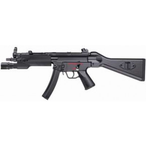 ICS MX5 MP5-A4 Plastic Body with Flashlight  Airsoft SMG AEG