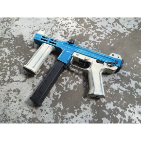 AY Spectre Custom M4 airsoft AEG Submachine Gun  - Specter - VCRA Compliant