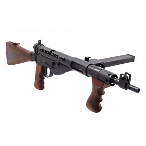 Northeast Airsoft STEN Mk.V GBB Airsoft Rifle - All steel with Wood stock/grips