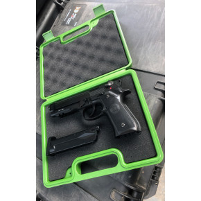 Pistol Hard Case - Green