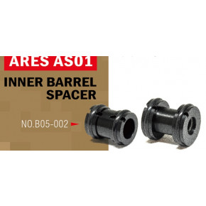 Action Army Sniper Barrel Spacers - ARES Striker AS01