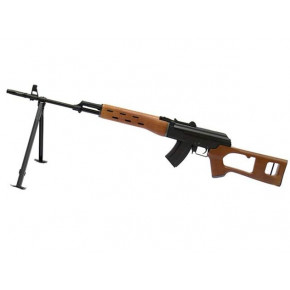 JG (Jing Gong) A47-03 (No.0511MG) AK Dragunov SVD Airsoft Rifle