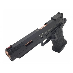 Jag Precision x Taran Tactical International Licensed John Wick 3 (JW3) Combat Master Gas Blowback Airsoft Pistol