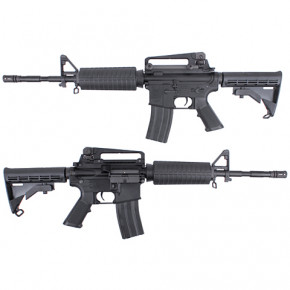 King Arms M4A1 Ultra Grade - Black - Airsoft AEG