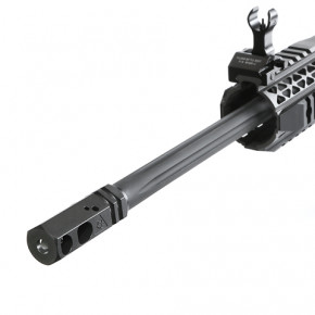 King Arms Black Rain Ordnance CQB Rifle - Grey -  Airsoft AEG