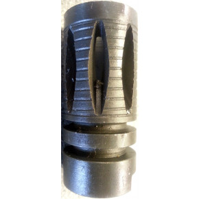 KAC style steel flash hider 14mm CCW