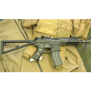 WE Knights Armaments PDW GBB Airsoft Rifle