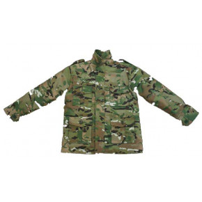 Kids HMTC Multicam Combat Jacket