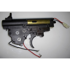KWA Version 3 Gearbox for G36, AK and SIG AEG's (complete)