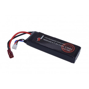 Lithium Polymer Battery (Li-Po / LiPo)-7.4v-2200 mAh Deans Battery
