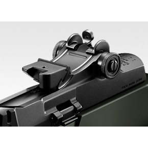 Tokyo Marui M14 Airsoft Rifle - Faux Wood
