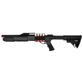 AGM Tactical Stock Airsoft Shotgun (M180-C1)