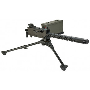 EMG M1919 WWII American Automatic Squad Support Weapon Airsoft AEG - Limited Edition (Package: Gun, Tripod and Pintle Mount)