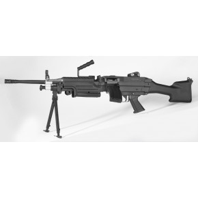 A&K FN M249 MkII Airsoft Support Gun - Full Stock