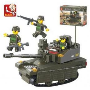 SLUBAN AC Leopard Tank M38-B0285