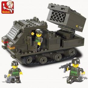 SLUBAN SMERCH Missile Tank M38-B0286
