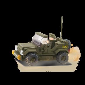 SLUBAN Prowl Car M38-B0296