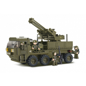 SLUBAN Heavy Transporter M38-B0302
